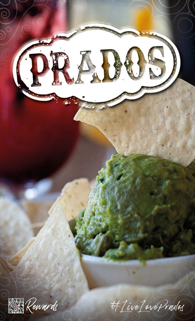 prados menu - 1